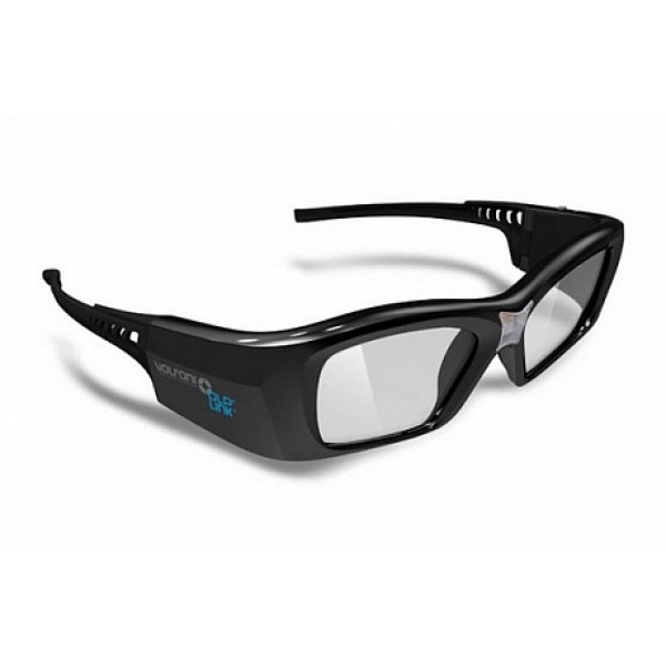 3D очки и эмиттеры Nec Volfoni 3D Glasses для DLP-проекторов (DLP LINK Active 3D Glasses)