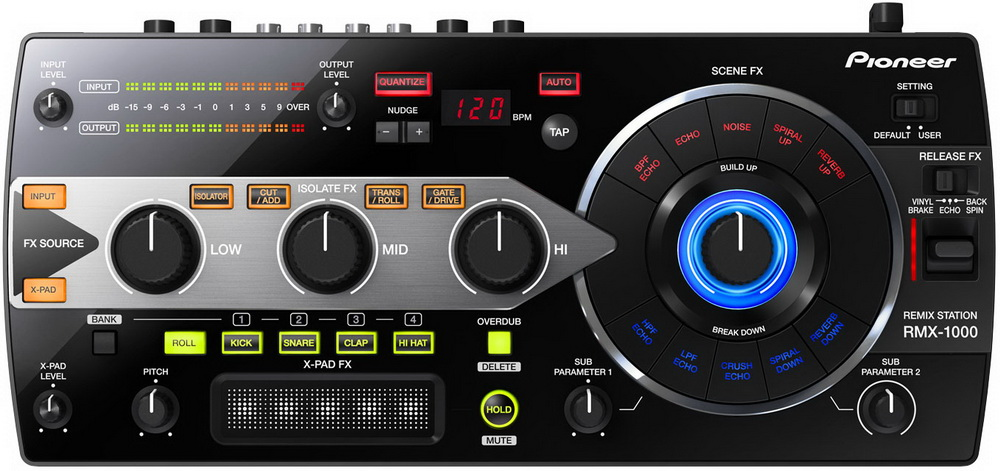 RMX-1000 от Pult.RU