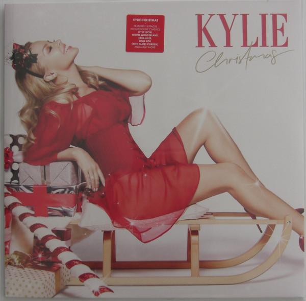 Виниловые пластинки Kylie Minogue KYLIE CHRISTMAS (180 Gram/White vinyl/Limited) cd диск minogue kylie kylie christmas snow queen edition 1cd