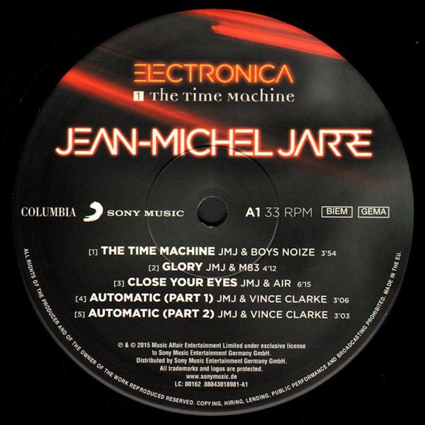 jean michel jarre electronica 1 the time machine