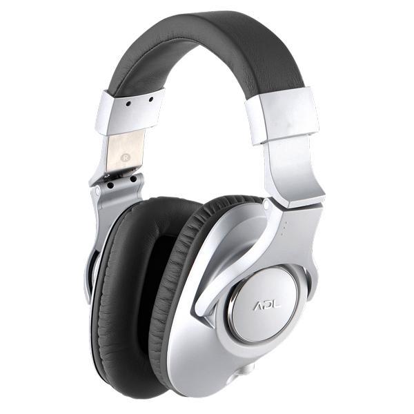 Наушники ADL H 128 Black  closed-back circumaural headphone
