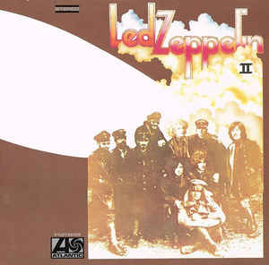 Виниловые пластинки Led Zeppelin LED ZEPPELIN II (Deluxe Edition/Remastered/180 Gram) led zeppelin the complete story whole lotta love special collectors edition