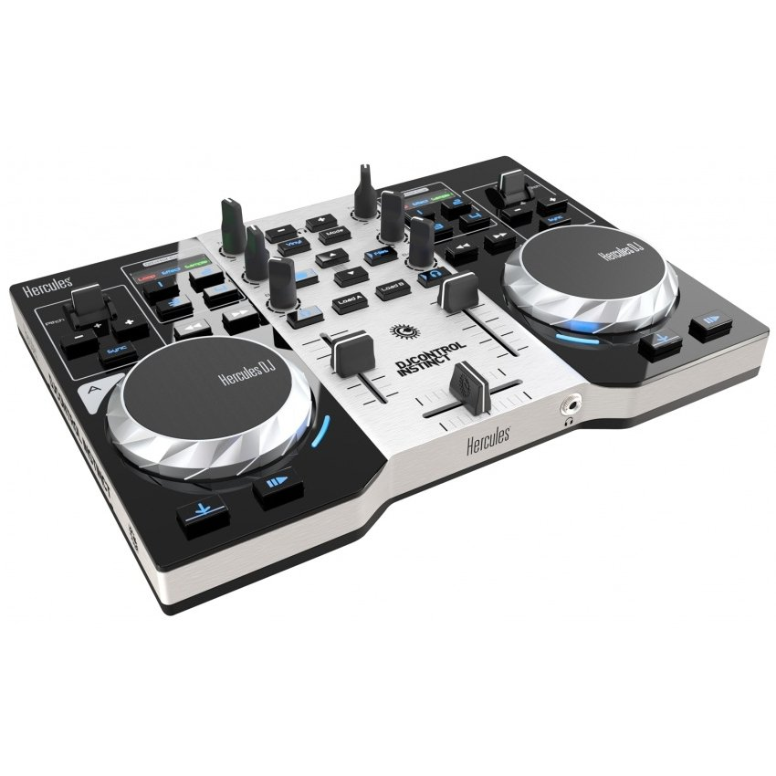 DJ-контроллеры Hercules