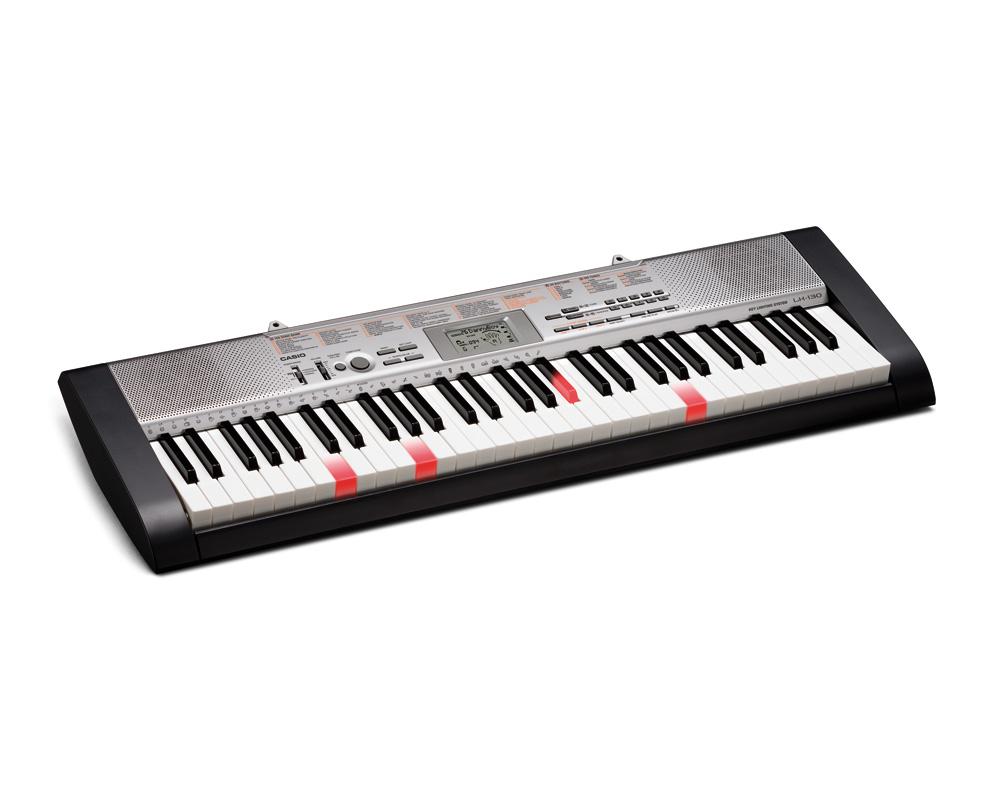 Синтезаторы и Пианино Casio LK-130 (без адаптера) lk 130