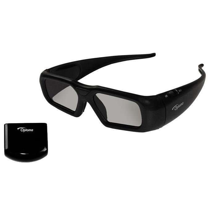 3D очки и эмиттеры Optoma ZF2300 Starter Kit