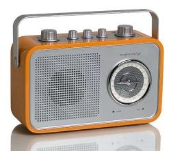 Радиоприемники - Tangent Uno2go high gloss orange.