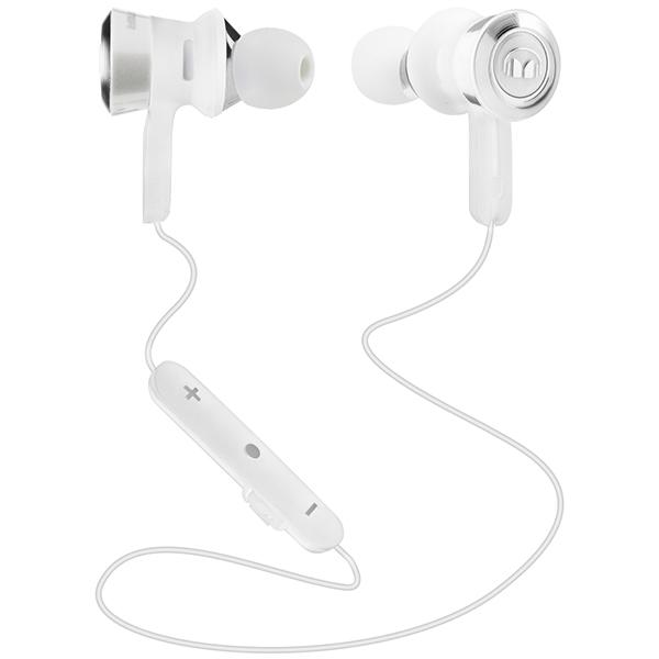 Наушники Monster Clarity HD Bluetooth Wireless In-Ear white (137031-00) monster clarity hd in ear headphones white