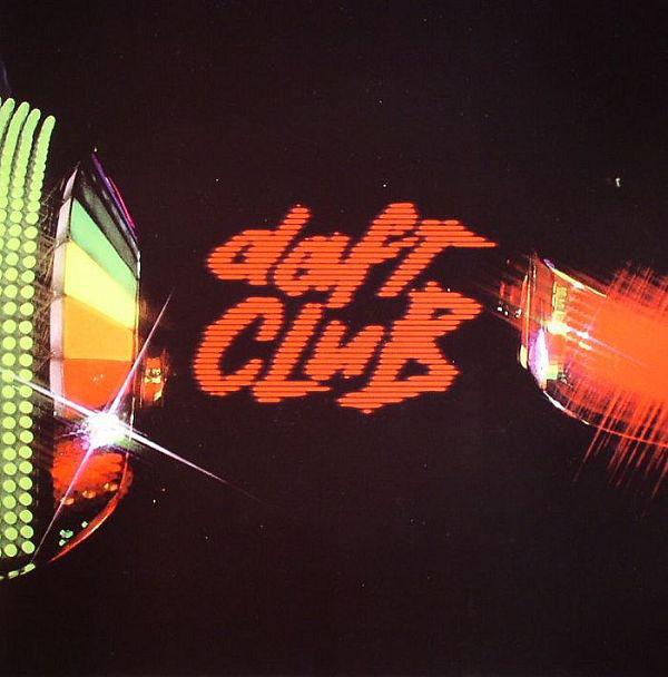 Виниловые пластинки Daft Punk DAFT CLUB basement jaxx basement jaxx the singles 2 lp