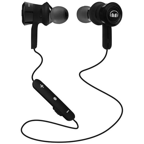 Наушники Monster Clarity HD Bluetooth Wireless In-Ear black (137030-00) monster clarity hd in ear headphones white