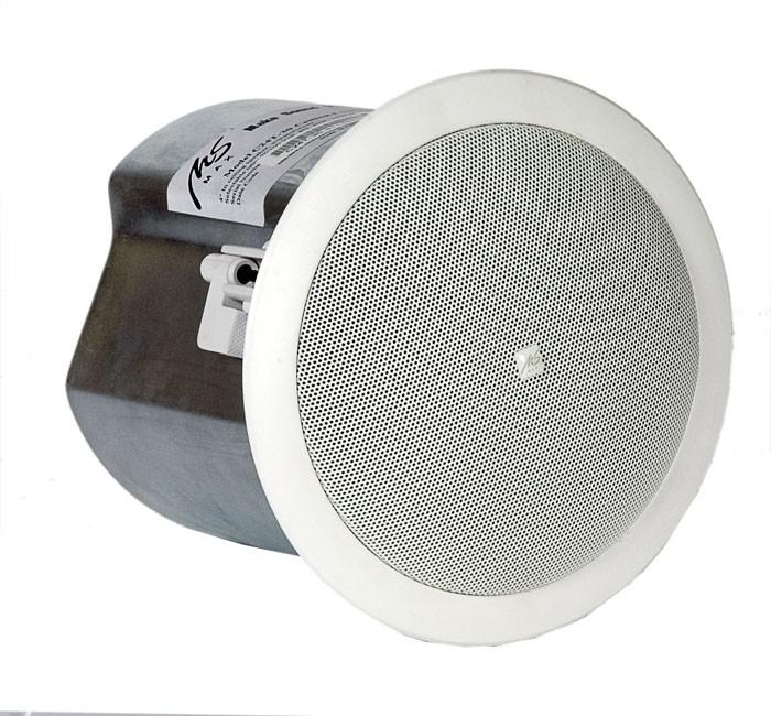 Акустика для фонового озвучивания MS-MAX C24T-30 акустика для фонового озвучивания ms max w25t