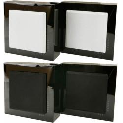 Настенная акустика DLS Flatbox Slim Mini piano black акустика центрального канала paradigm studio cc 490 v 5 piano black