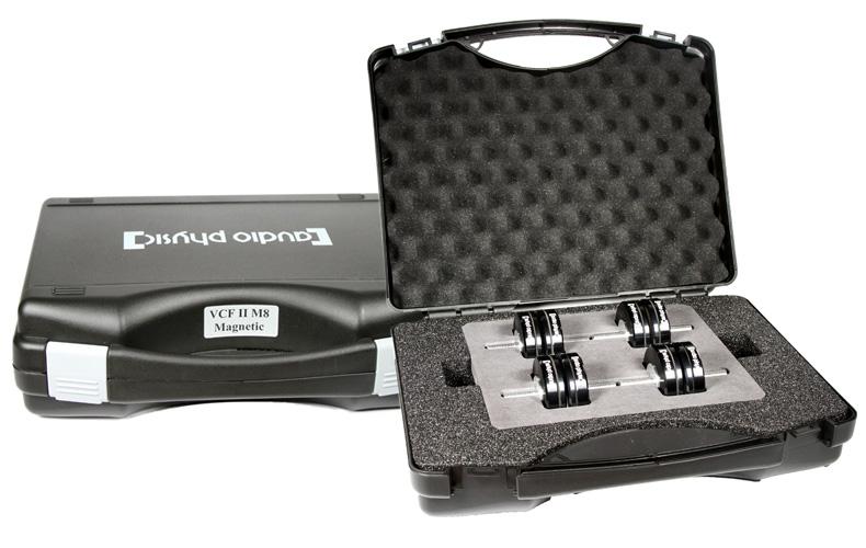Аксессуары для акустики Audio Physic VCF II M8 Magnetic Vibration Control Feet Box set