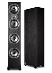 Напольная акустика Polk Audio TSi 500 black (пара)