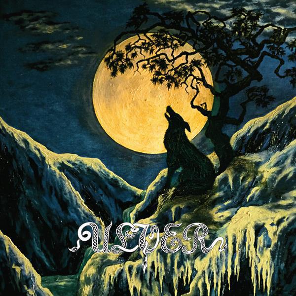 Виниловые пластинки Ulver NATTENS MADRIGAL - AATTE HYMNE TIL ULVEN I MANDEN (RE-ISSUE 2016) (Gatefold black LP & LP-Booklet) ulver ulver kveldssanger re issue 2016