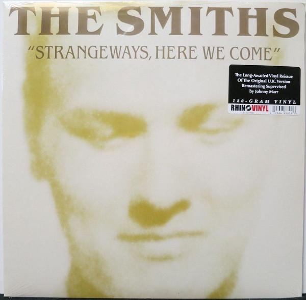 Виниловые пластинки The Smiths STRANGEWAYS, HERE WE COME (180 Gram)