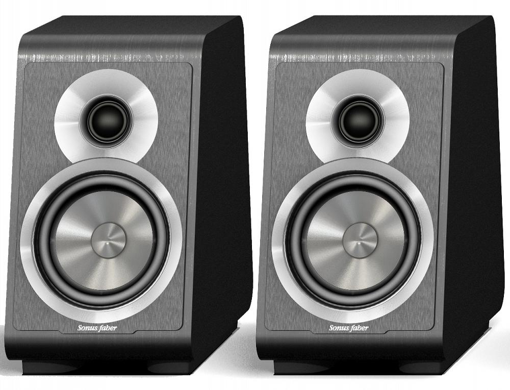 Полочная акустика Sonus Faber Principia 1 (black) акустика центрального канала sonus faber principia center black