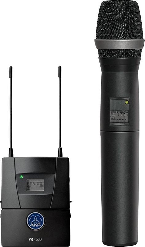 Радиосистемы AKG PR4500 PT BD7