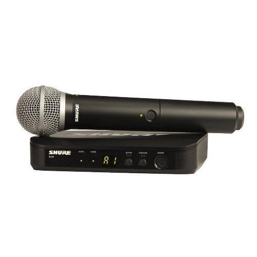 Радиосистемы Shure BLX24E/SM58 K3E