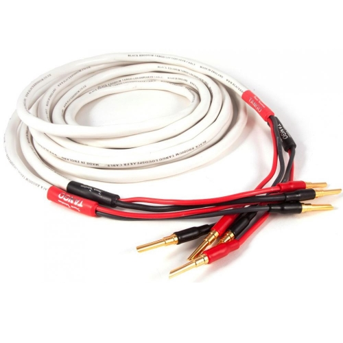 Акустические кабели Black Rhodium Tango White 2.5m