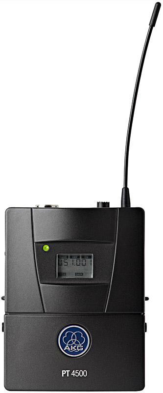 Приёмник и передатчик для радиосистемы AKG PT4500 BD7