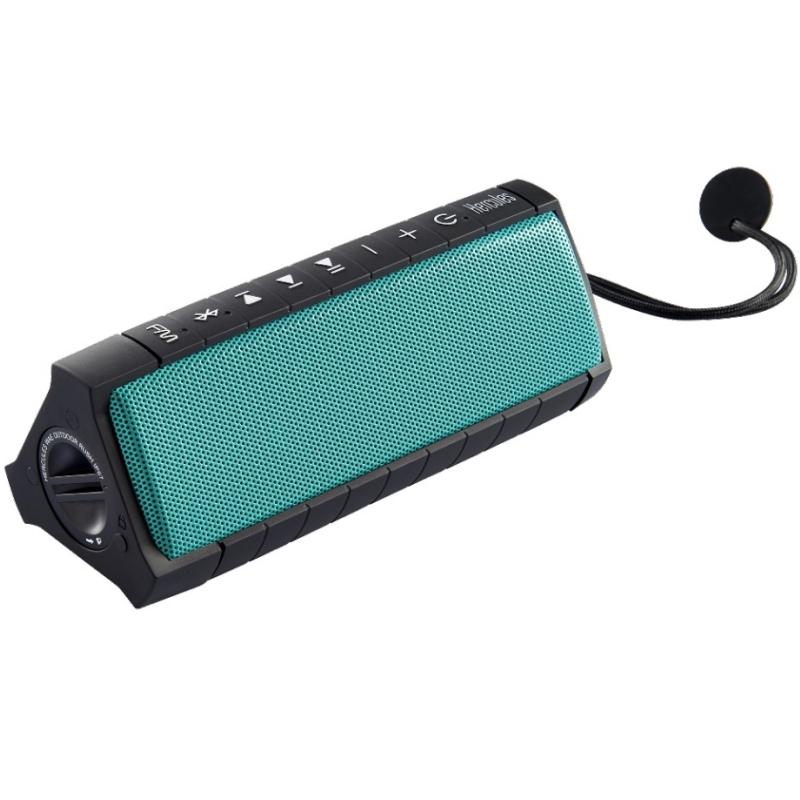 Портативная акустика Hercules WAE Outdoor Rush колонки hercules wae bt03 bg черный зеленый 4780479
