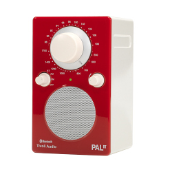 Радиоприемники Tivoli Audio PAL BT glossy red/white