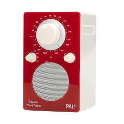 Радиоприемники Tivoli Audio PAL BT glossy red/white