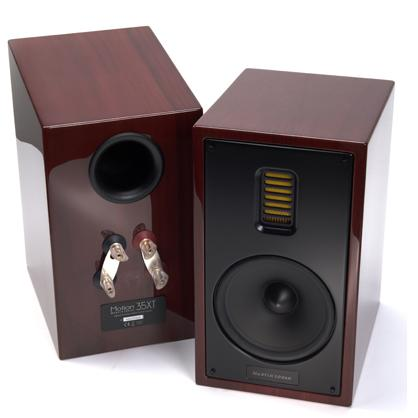 Полочная акустика Martin Logan Motion 35XT High Gloss Black Cherrywood
