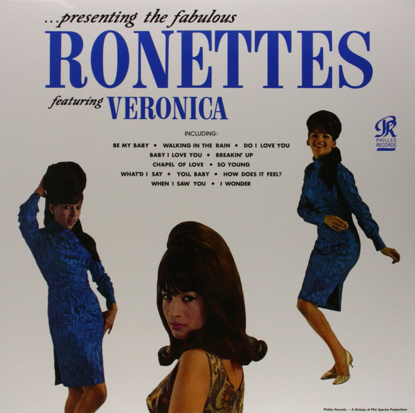 Виниловые пластинки The Ronettes PRESENTING THE FABULOUS (180 Gram) v janaka maya devi technique of presenting music compositions in dance
