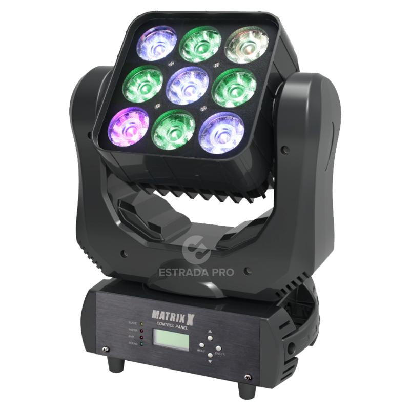 Интеллектуальное световое оборудование Estrada PRO, арт: 156327 - Интеллектуальное световое оборудование