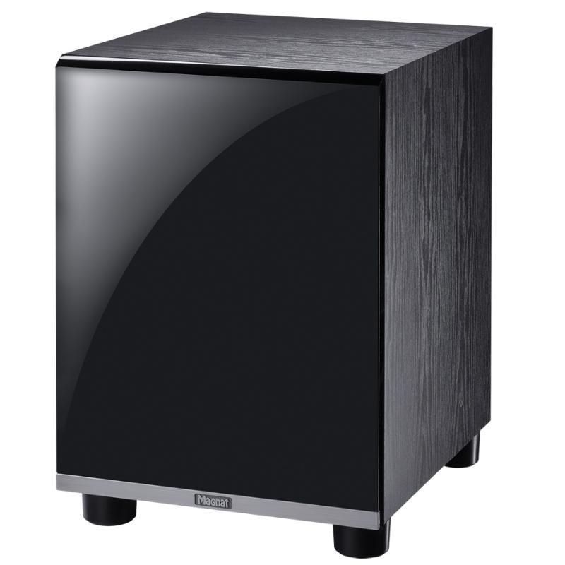 Сабвуферы Magnat Shadow Sub 300A black интегральные стереоусилители magnat ma600 black