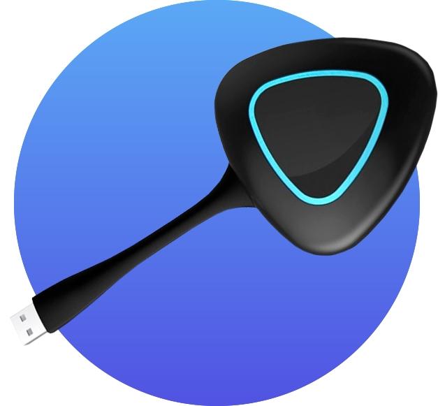 Аксессуары для телевизоров Clevertouch USB устройство для презентаций CleverShare оборудование для презентаций