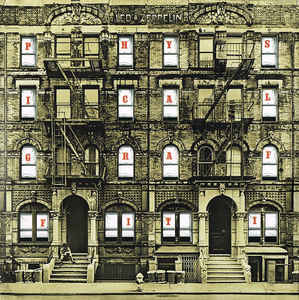 Виниловые пластинки Led Zeppelin PHYSICAL GRAFFITI (Deluxe Edition/Remastered/180 Gram) виниловая пластинка led zeppelin in through the out door deluxe edition remastered 180 gram