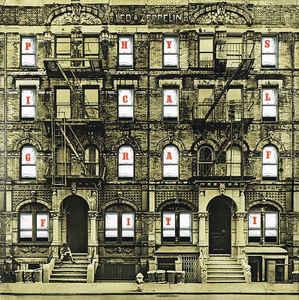 Виниловые пластинки Led Zeppelin