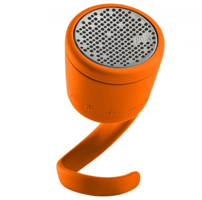Портативная акустика Polk Audio Swimmer Duo Orange планшетные компьютеры