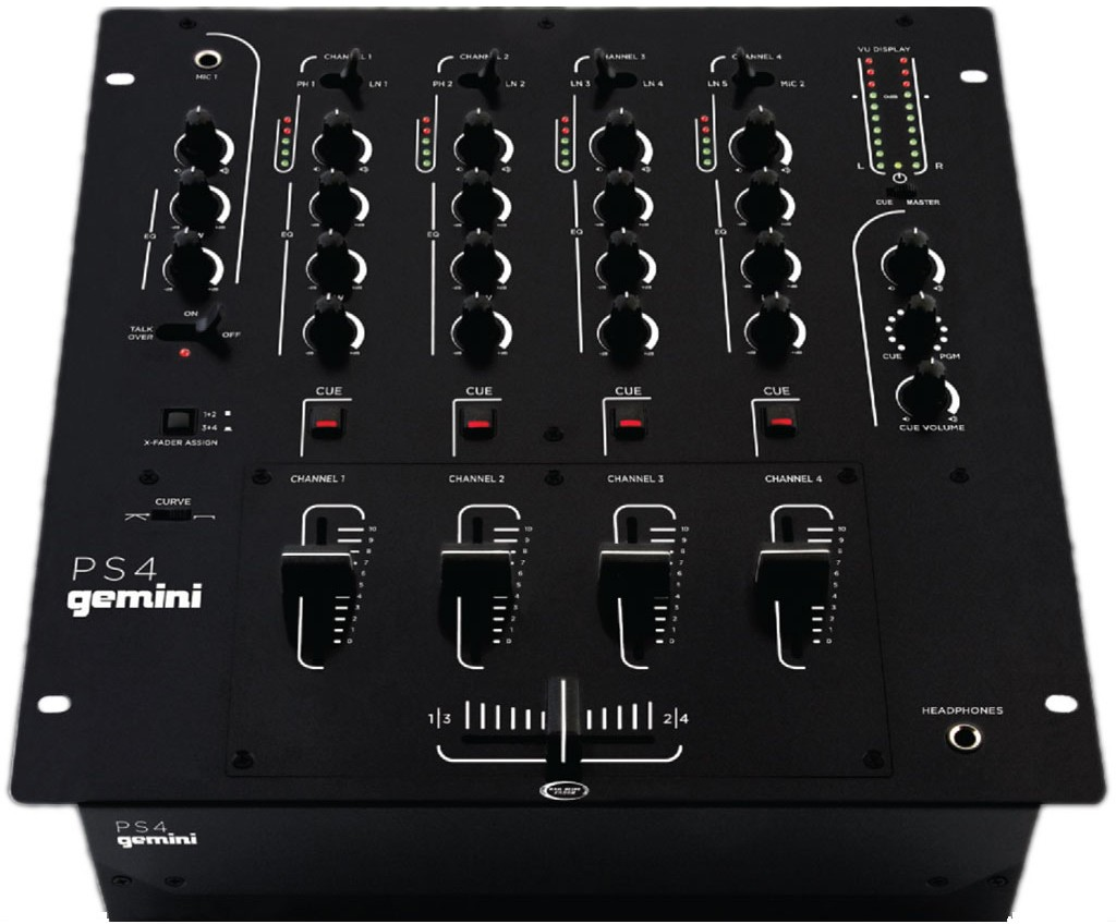 DJ-микшеры Gemini, арт: 127006 - DJ-микшеры