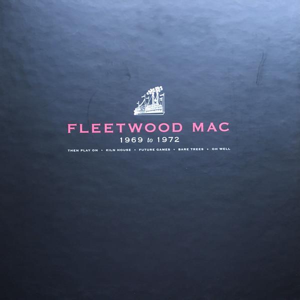 Виниловые пластинки Fleetwood Mac FLEETWOOD MAC: 1969 TO 1972 (Box set/4LP+7 vinyl single/Remastered)