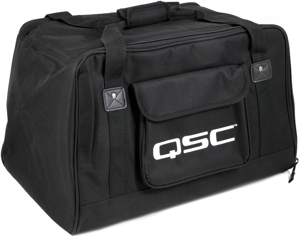 Кейсы и чехлы для акустики QSC K10 TOTE Всепогодный чехол-сумка для K10 с покрытием из Nylon/Cordura® qsc k8 tote