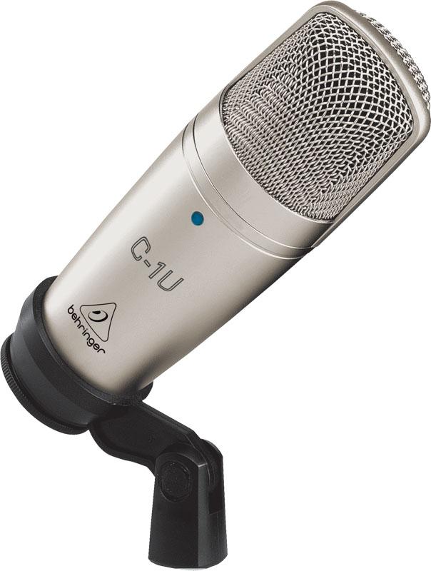 Микрофоны Behringer C-1U