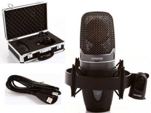 Микрофоны Shure PULT.ru
