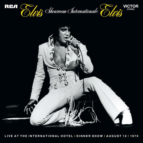 Виниловые пластинки Elvis Presley SHOWROOM INTERNATIONALE (180 Gram/Gatefold)