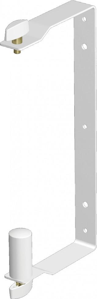 Крепления Behringer Behringer WB215-WH кронштейн для крепления на стену АС серии B215 белый