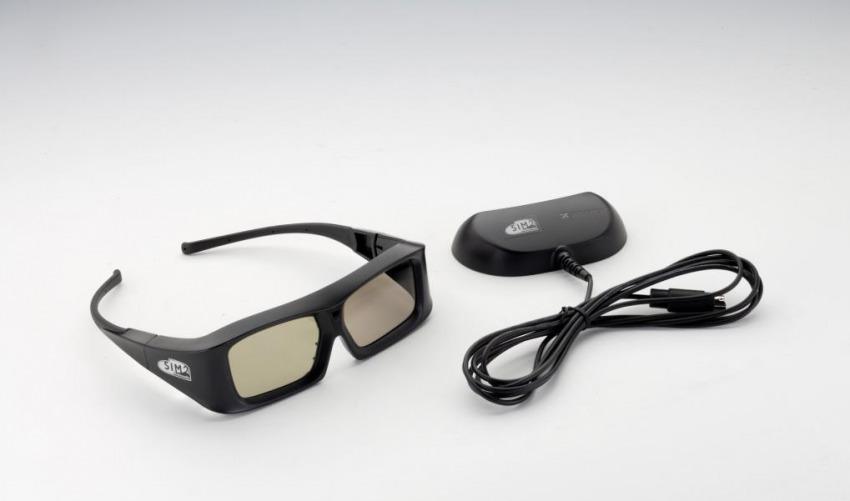 3D ���� SIM2 VISUS RF 4 (����� �� 4 �������� 3D ����� � �������