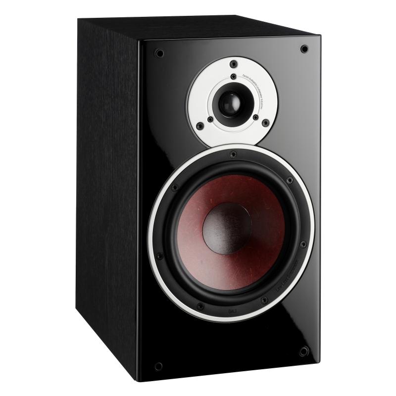 Полочная акустика Dali Zensor 3 black ash dali zensor 1 black ash