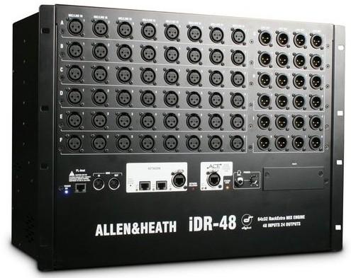 Микшерные пульты Allen&Heath iDR-48