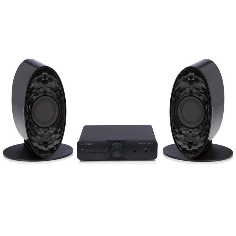 Музыкальные центры Musical Fidelity Merlin System black