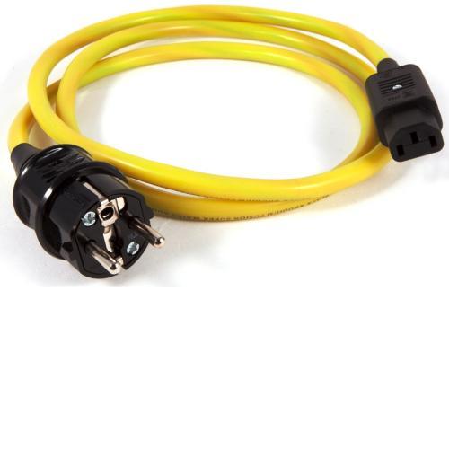 Силовые кабели Black Rhodium Fusion 0.75m