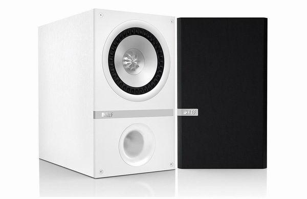 KEF Q300 white vinyl