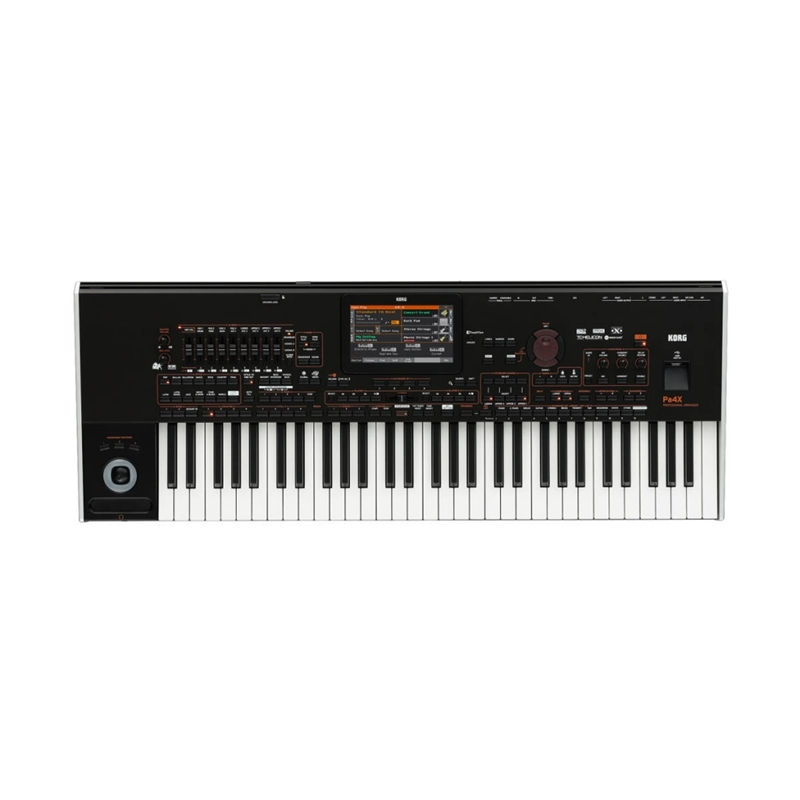 Синтезаторы и Пианино KORG Pa4X-61 korg pa3x 76
