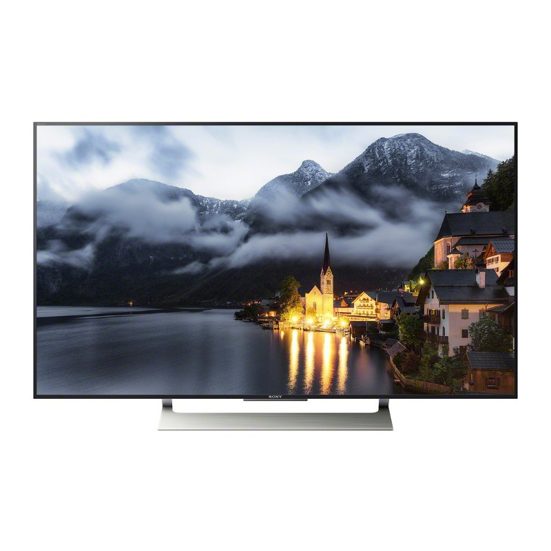 LED телевизоры Sony KD-49XE9005 sony hdr az1vr